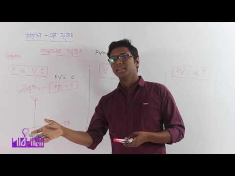 Download 01. Boyle's Law   বয়েলের সূত্র   OnnoRokom Pathshala HD Mp4 3GP Video and MP3