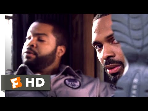 Friday After Next (2002) - Top Flight Security Scene (2/6)   Movieclips