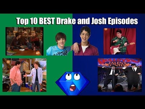 Top 10 Best Drake And Josh Episodes
