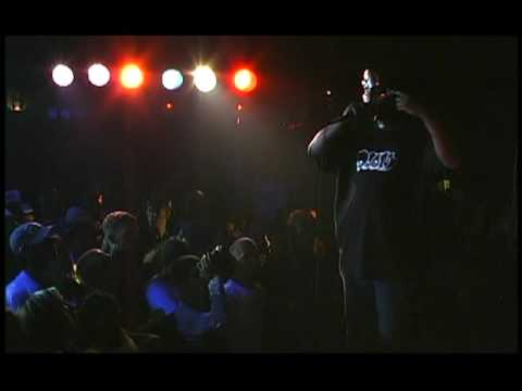 MF Doom Performance at Scribble Jam Part 1 (LIVE)