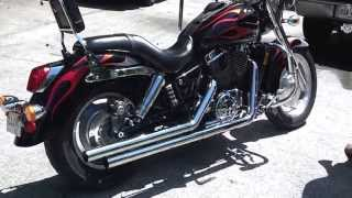 7. 2005 Honda Shadow Sabre 1100