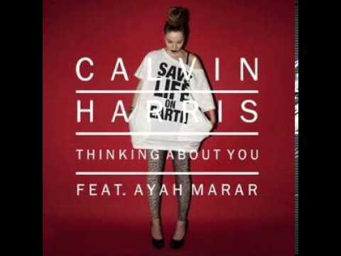 Calvin Harris Ft  Ayah Marar   Thinking About You Michael Brun Remix)