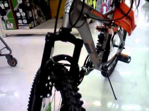 Mongoose Ledge 2.1 26 Inch Mountain Bike Review