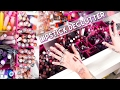 Makeup Storage! Lipstick Collection Decluttering & Organization 2017 | KristenLeanneStyle