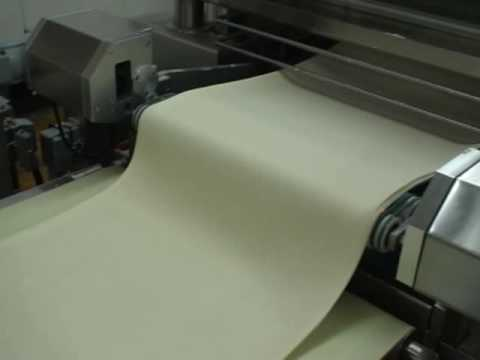 Dough Machine | HM Line Video Image