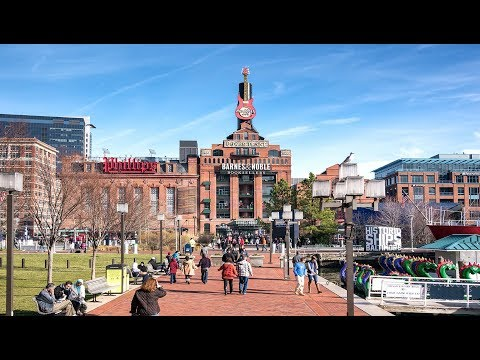 Around Baltimore, Maryland: 5 Places Every Local Should Visit