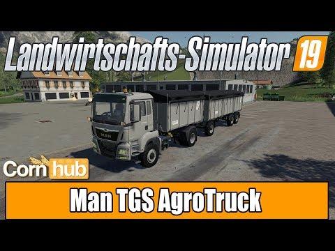 Man TGS AgroTruck and Kroger HKD Pack v1.0.0.0