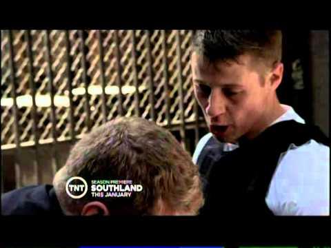 Southland Season 3 Officer Cooper