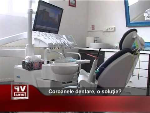 Coroanele dentare, o soluţie?