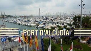 Port d'Alcudia Spain  City new picture : Port d'Alcúdia Mallorca Spain 2016 Majorca Must See & Do