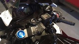 2. 2016 Honda CBR 600 RR Mods