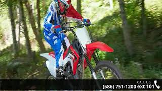 6. 2018 Honda CRF125F (Big Wheel) Trail - Honda Suzuki of Wa...