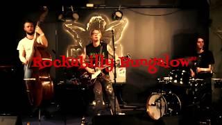 """Video """"Rockabilly Bungalow"""", live at Rock Café, Prague"""