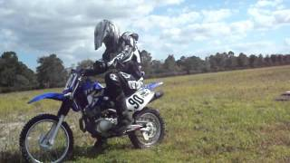 10. Yamaha TTR 125cc 4-stroke Review and Ride