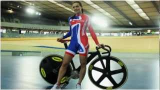 A Short Music Tribute to Olympic and World Champion Sprint Cyclist Victoria Pendleton wishing her Good Luck and Success in The 2012 London Olympics.