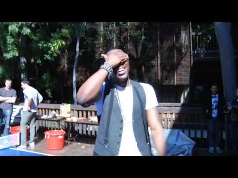 Jason Derulo vs Tyler Hilton Ping Pong showdown!