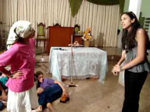 Peça teatral do dia das Mães
