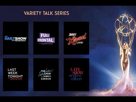 70th Emmy Nominations: Variety Talk Series