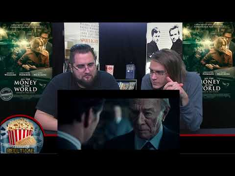 ReelTime Reaction: All the Money in the World, Trailer 2