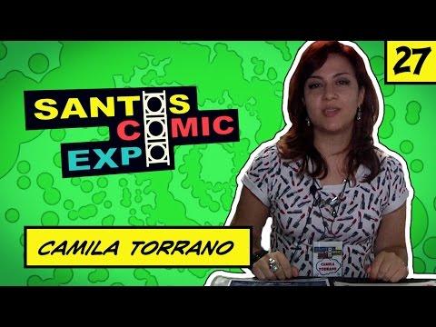 E27 CAMILA TORRANO | SANTOS COMIC EXPO 2014
