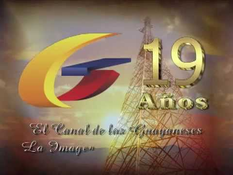 19 aos de TVGuayana