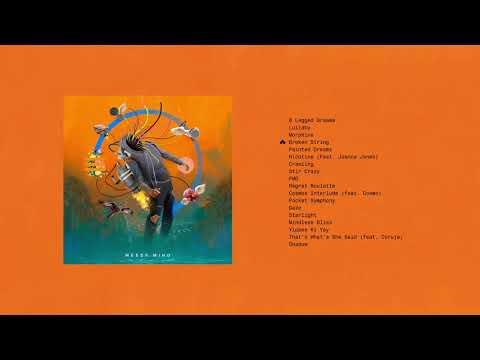 Unlike Pluto Messy Mind Full Album Stream