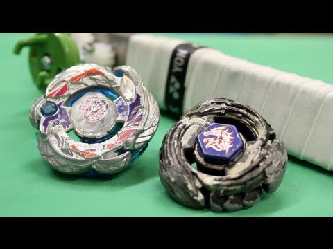 bbg - Beyblade HIGH SPEED BATTLE With MechanicPapa's custom launchers! Samurai Pegasis VS BBG William's Custom Lightning L-Drago! Super fast high speed battle betw...