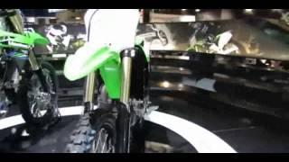 7. 2014 Kawasaki KX450F KX85 Walkaround