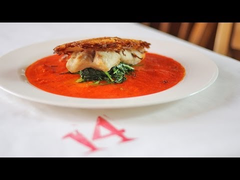 Bistro 14 | Rich Vaughan Tilefish | Beyond The Beach Aug. 2013