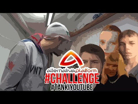 ВЫЗОВ от DJAGERnout228 (6epuk,Веталька,Aflapoid,JekaMIX) #TankiYouTube CHALLENGE