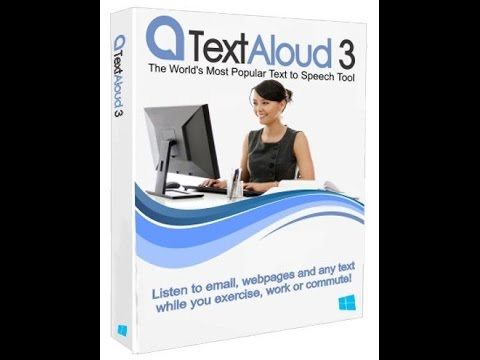 How To Free Download and Install NextUp TextAloud 3.0.102 + keygen (2017)