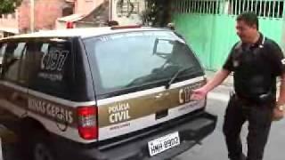 Governo de Minas faz operação policial em Venda Nova