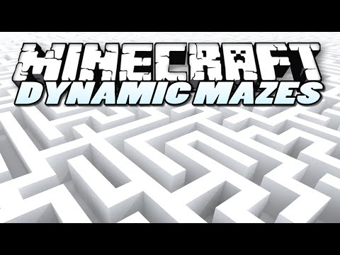 mods - In this Minecraft Mods Showcase, I show a Minecraft Mod called the Minecraft Mazes Mod. This Minecraft Mod adds randomly generated mazes into Minecraft!