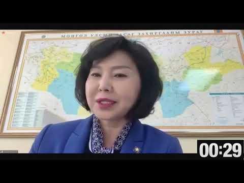 Д.Сарангэрэл: Вакцинаа 2 тун хийлгэсэн иргэнд Ногоон паспорт олгох уу?