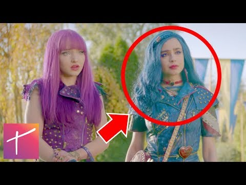 10 Mistakes In Descendants 2 You Might Have Missed (видео)