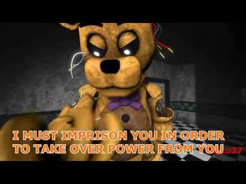 (SFM FNAF) El Plan Final Español (By Zajcu37)