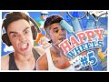 ZWALIC JUSTINA BIEBERA?! - Happy Wheels #5