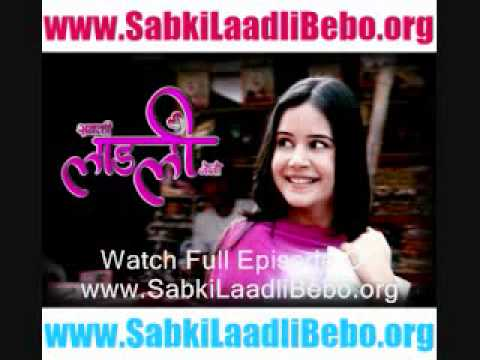 Sabki Laadli Bebo 21st March 2011 Part 1 Sab ki Laadli Bebo www.SabkiLaadliBebo.org