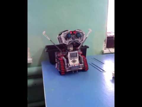Робот Валли(программа)