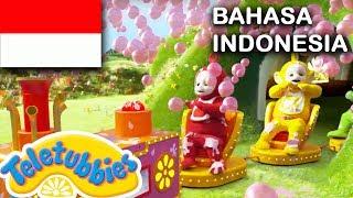 Video ★Teletubbies Bahasa Indonesia★ Kekacauan Custard ★ Full Episode - HD | Kartun Lucu 2018 MP3, 3GP, MP4, WEBM, AVI, FLV Desember 2018