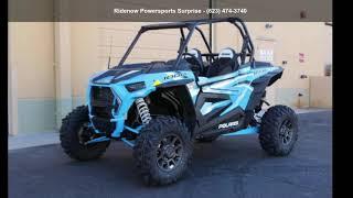 8. 2019 Polaris® RZR XP® 1000 Ride Command™