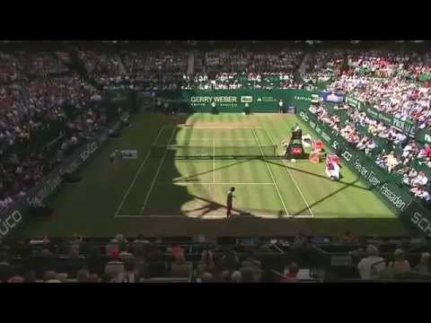 roger - Watch highlights of the Gerry Weber Open final as Roger Federer claimed his seventh title on the lawns of Halle. Video courtesy of Gerry Weber Open.