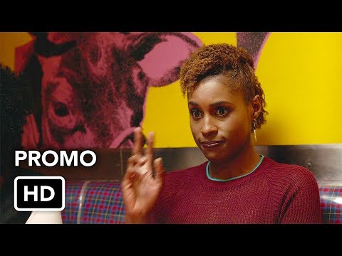 """Insecure 2x02 Promo """"Hella Questions"""" (HD) This Season On"""