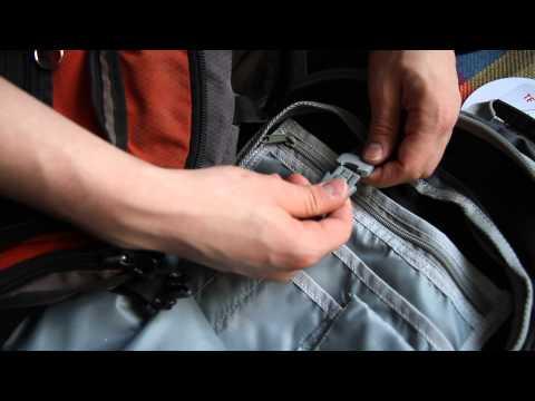 Рюкзак для города Nova Tour «Слалом 40» V2. Видеообзор.