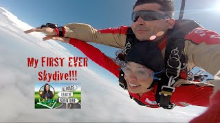 My First Tandem Skydive!!! (Germany)