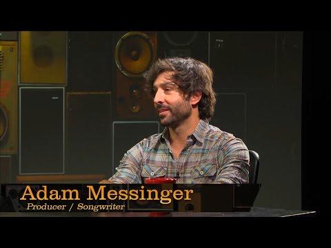 Producer / Songwriter Adam Messinger – Pensado's Place #181