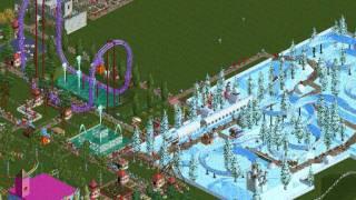 RollerCoaster Tycoon 2 videosu