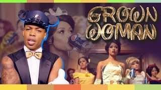 Grown Woman by Todrick Hall - YouTube