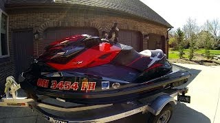 9. GoPro | Buying a 2014 SeaDoo RXP-X 260