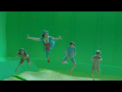 Mary Poppins Returns (2018)  - Behind The Scenes - VFX Breakdown